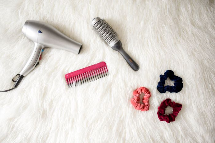 How to Straighten Your Hair with Blow Dryer